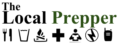 The Local Prepper Logo